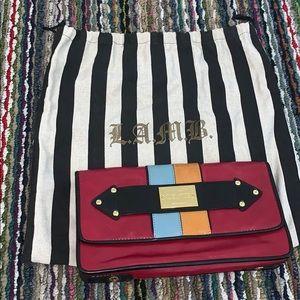 💝🔥💛 L.A.M.B.  Clutch Bag